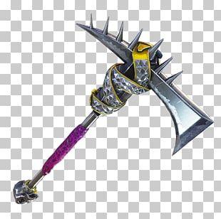 Fortnite Battle Royale Pickaxe Epic Games PNG