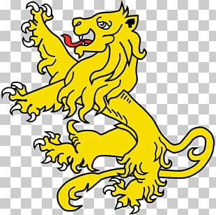 Lion Heraldry Royal Banner Of Scotland Attitude Coat Of Arms PNG