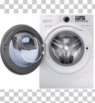 Samsung WW12K8412OX Samsung WW90K7615OW Washing Machines Samsung WW11K8412OW PNG