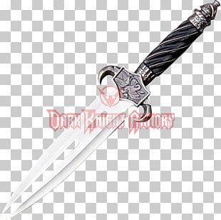 Dagger Knife Blade Sword Weapon PNG