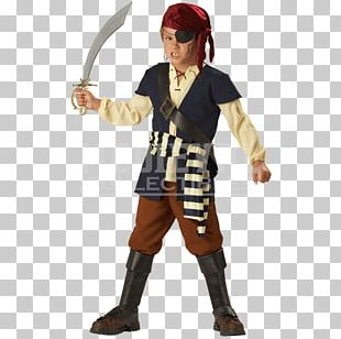 Halloween Costume Clothing Piracy Costume Party PNG
