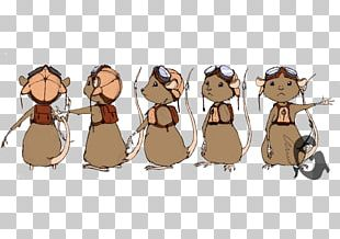 Computer Mouse Comics Cartoon Illustration Character PNG