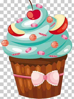 Cupcake Muffin Petit Four Birthday Cake Torte PNG