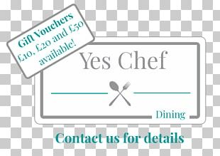 Gift Card Document Chef Voucher PNG