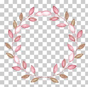 Baku Wreath Leaf If(we) PNG