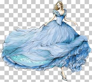 China Cinderella Dress Clothing PNG