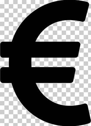 Euro Sign Currency Symbol PNG