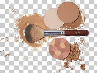 Face Powder Cosmetics Makeup Brush PNG
