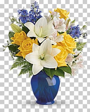 Teleflora Flower Bouquet Floristry Flower Delivery PNG