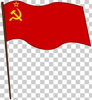Flag Of The Soviet Union Hammer And Sickle Communist Party Of The Soviet Union PNG