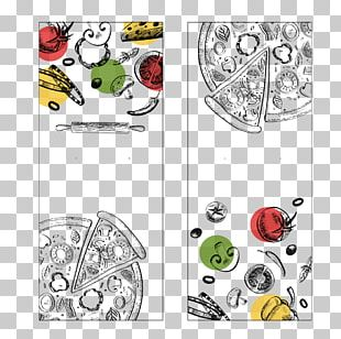 Pizza Fast Food Menu Restaurant Vegetable PNG