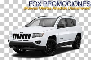2015 Jeep Compass Car Chrysler Sport Utility Vehicle PNG