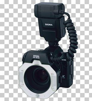 Sigma MACRO EM-140 DG Sigma Corporation Sigma EM-140 DG Macro Ring Flash For Nikon AF Camera Flashes PNG