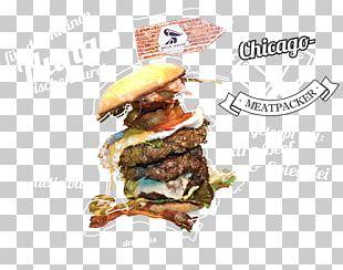 Cheeseburger Fast Food Junk Food Recipe PNG