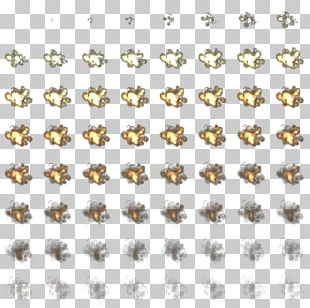 Sprite Animation Explosion Particle System Tile-based Video Game PNG