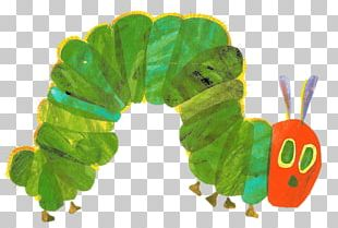 The Very Hungry Caterpillar PNG