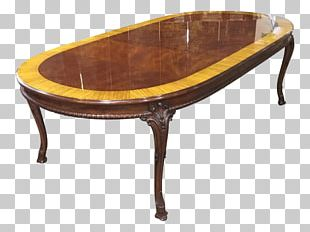 Coffee Tables Oval PNG