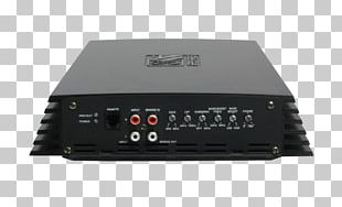 Audio Power Amplifier Monaural PNG