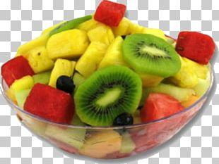 Fruit Salad Bowl Smoothie Breakfast Cereal PNG
