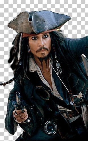Johnny Depp Pirate PNG