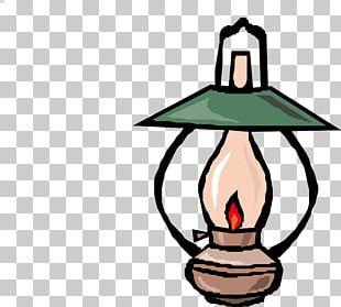 Euclidean Kerosene Lamp Vecteur PNG