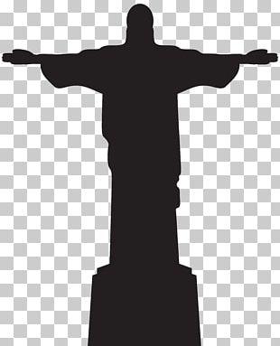 Christ The Redeemer Statue Sticker PNG