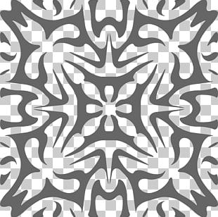 Kaleidoscope Coloring Pages To Print. PNG