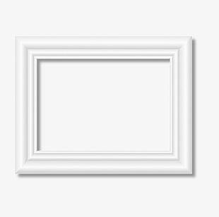 White Frame PNG