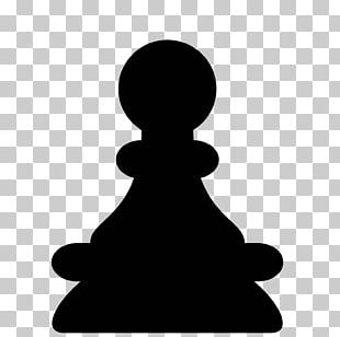 Chess Piece King And Pawn Versus King Endgame White And Black In Chess PNG