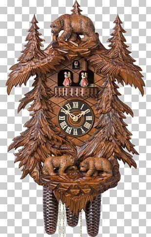Cuckoo Clock Black Forest Clock Association Floor & Grandfather Clocks Common Cuckoo PNG