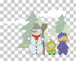 Drawing Stock Illustration Snowman Illustration PNG