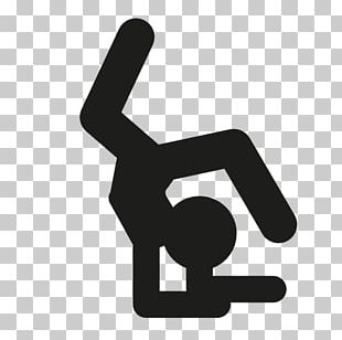 Artistic Gymnastics Sport Silhouette PNG