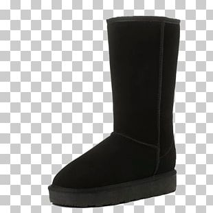 Snow Boot Suede Shoe PNG