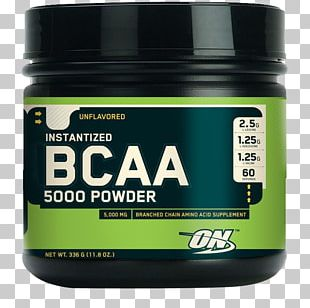 Dietary Supplement Branched-chain Amino Acid Optimum Nutrition Pro Complex Leucine PNG