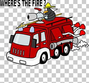 Fire Engine Fire Department Fire Station Firefighter PNG