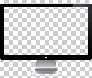 Macintosh Apple Thunderbolt Display Computer Monitor MacBook PNG