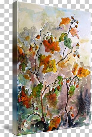 Watercolor Painting Ink Wash Painting Art PNG