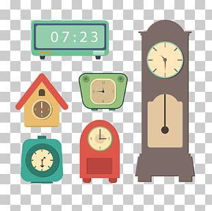 Digital Clock Euclidean PNG