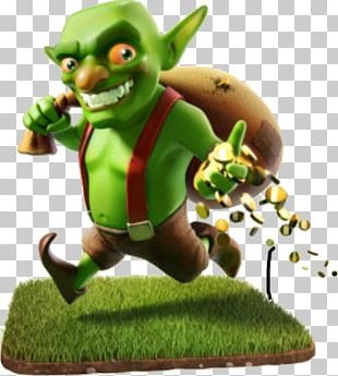 Green Goblin Clash Of Clans Clash Royale PNG