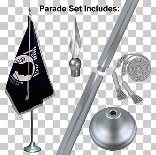 National League Of Families POW/MIA Flag Collins Military Flags Of The World PNG