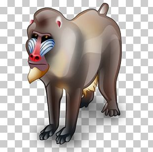 Baboons Computer Icons Ape PNG