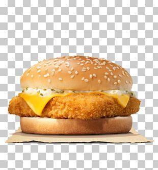 Filet-O-Fish Hamburger Crispy Fried Chicken Whopper PNG