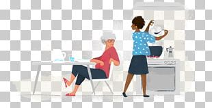 Caregiver SuperCarers Aged Care Old Age Home PNG