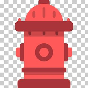 Fire Hydrant Firefighter Icon PNG