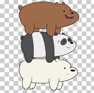 Grizzly Bear Desktop We Bare Bears PNG