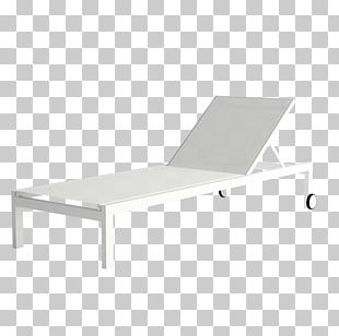 Chaise Longue Daybed Furniture Sunlounger Chair PNG