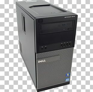 Computer Cases & Housings Dell Desktop Computers Computer Hardware Personal Computer PNG