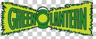 Green Lantern Logo Guy Gardner Comic Book Comics PNG