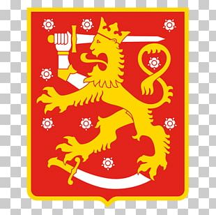 Coat Of Arms Of Finland Flag Of Finland National Coat Of Arms PNG