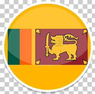 Flag Of Sri Lanka National Flag SLNS Gajabahu PNG